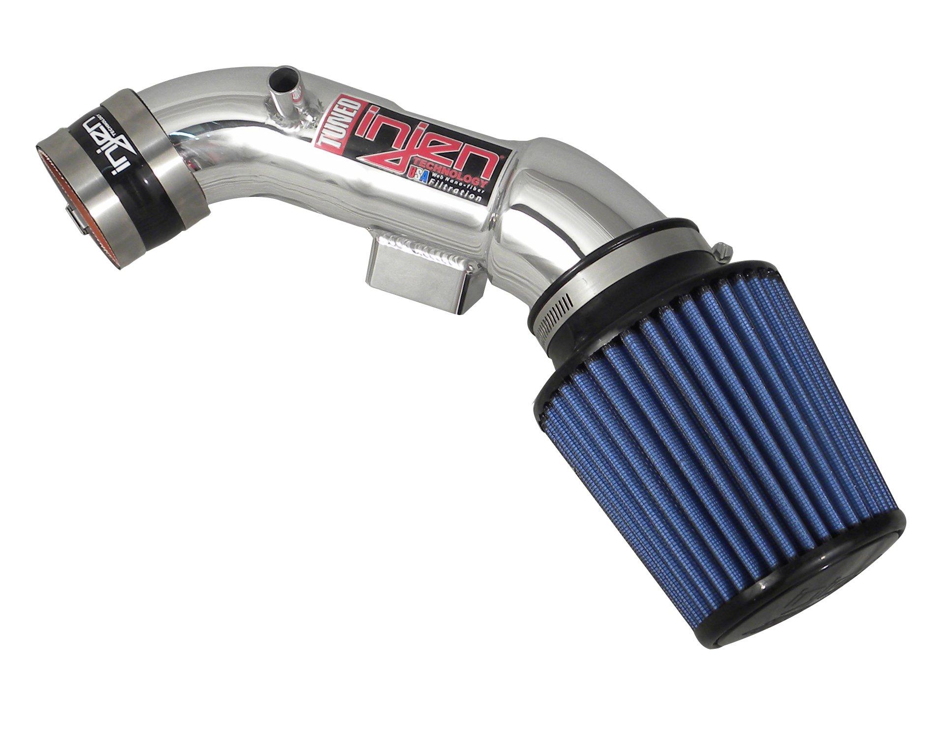 Injen SP1570P Short Ram Intake for Honda Civic 4-Cylinder 1.8L