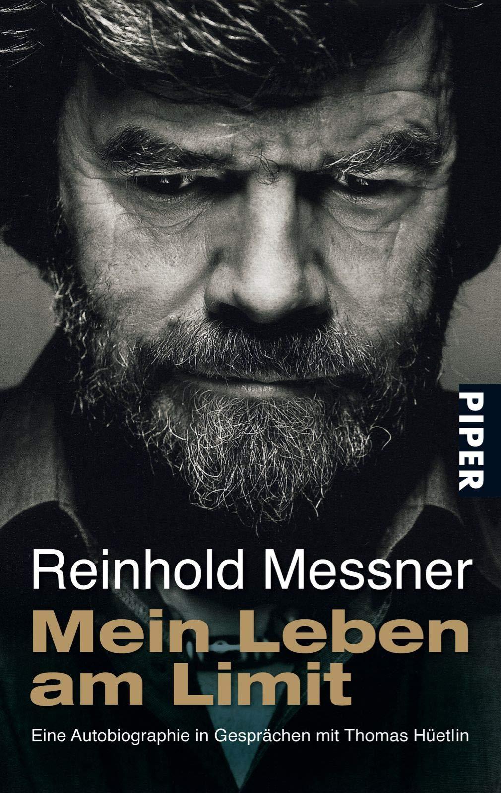 Mein Leben Am Limit  Eine Autobiographie In Gesprächen Mit Thomas Hüetlin