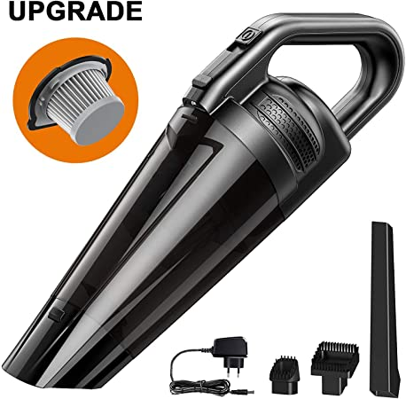 Car Home Vacuum Cleaner Handheld Portable Cordless Wet /& Dry Rechargeable Hoover