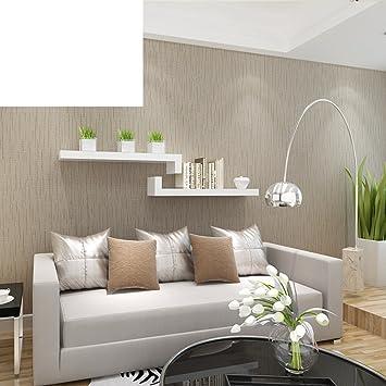 Moderne Minimalistische Tapeten/Vliestapete/Leinen Tapete/Schlafzimmer  Wohnzimmer Tapete/einfarbige Schlichte
