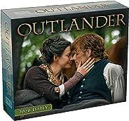 Outlander 2020 Boxed Daily Calendar