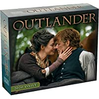 Outlander 2020 Daily Planner