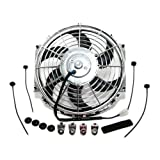 """Assault Racing Products 4501210 12"""" Chrome"""