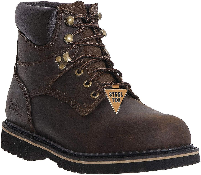 MR86344 10M Mcrae Work Boots Size 10 PR Toe Type: Steel