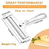 Stainless Steel Wire Cheese Slicer Adjustable