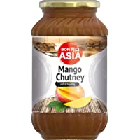 Bonasia Mango Chutney, Dulce 340 g - Pack