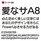 OpenType スーラ Pro-DB for Mac [ダウンロード]