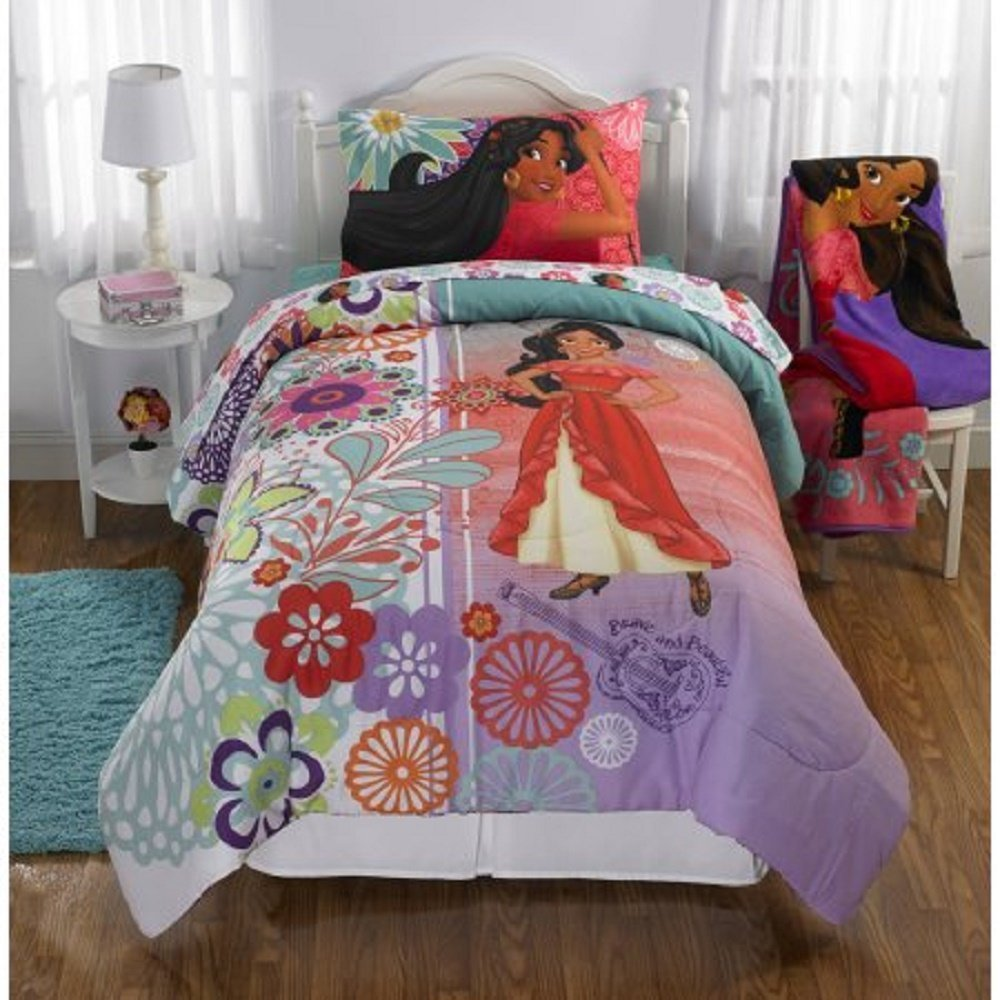 Disney Elena of Avalor Let Your Heart Sing Comforter, Twin/Full
