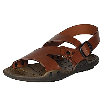 d07a44f8b879d0 Kraasa Men s Outdoor Sandals  Buy Online at Low Prices in India ...