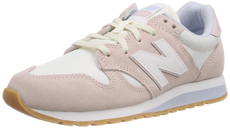 New Pink Balance Damen 520 Sneaker Pink New (Conch Shell Sea Salt Ci) 262ab7 3a2062de07