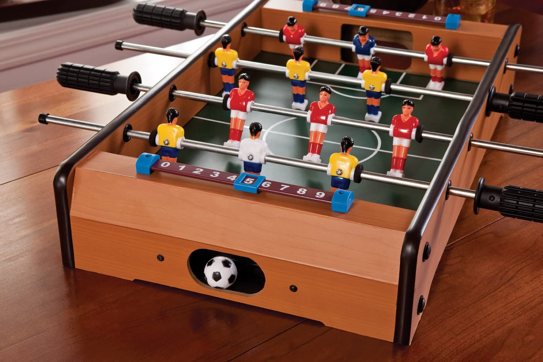 Mainstreet Classics 50,8 cm Tablero de la Mesa Futbolín/fútbol ...