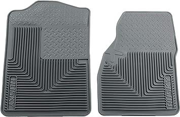 Amazon Com Husky Liners Front Floor Mats Fits 87 91 Blazer 75 86 C20 K20 94 01 Ram 1500 Automotive