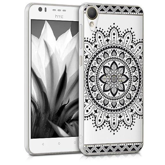 5bdc422f5f8 Amazon.com: kwmobile TPU Silicone Case for HTC Desire 10 Lifestyle ...