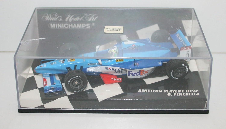 Minichamps 430980005 Benetton B 198 G. Fisichella 1998