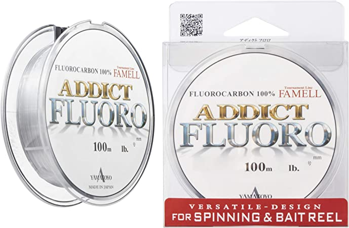 FLUOROCARBONO YAMATOYO Addict Fluoro - 100M - 100, 24/100, 8 ...