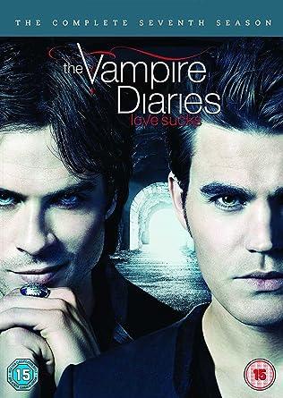 The Vampire Diaries Temporada 7 720p Español  Latino