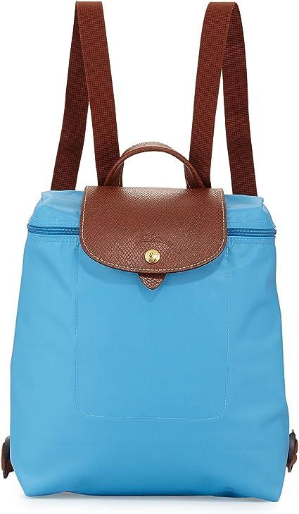 Longchamp le Pliage Sac à dos, Bleuet: Amazon.fr: Informatique