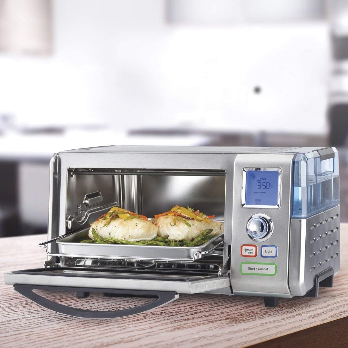 Renewed Stainless Steel Cuisinart CSO-300N Convection Steam Oven ...