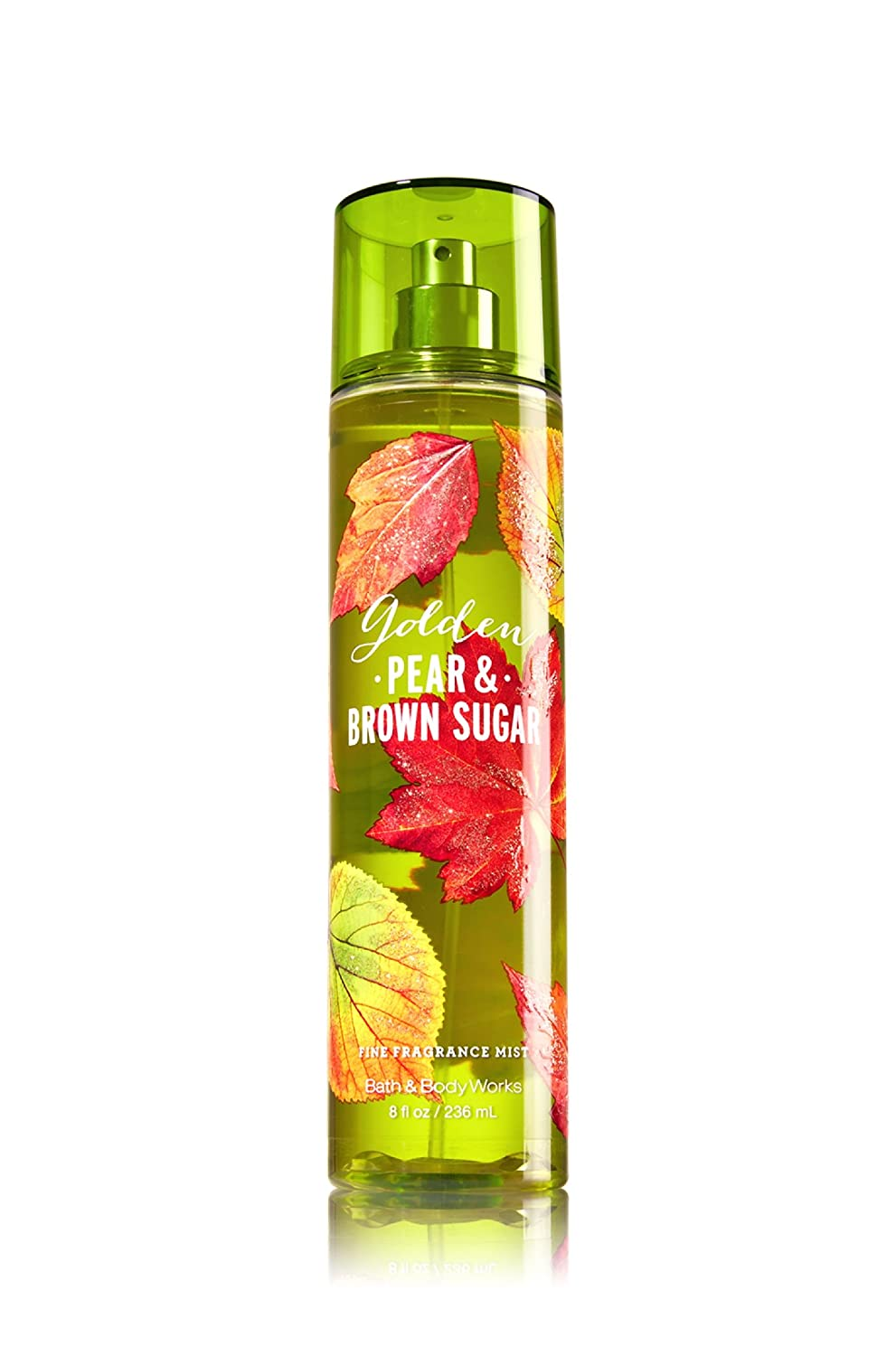 Bath and Body Works Golden Pear and Brown Sugar Fine Fragrance Mist 8 Ounce