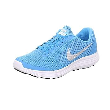 huge selection of 65212 b2309 Nike Revolution 3 (GS) – Sneaker, Mädchen, Blau (LT Blue Fury
