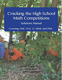 Cracking the High School Math Competitions: Covering AMC 10