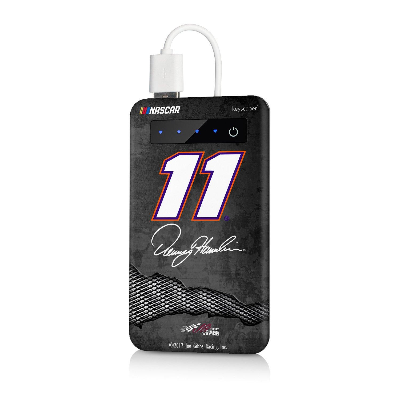 Amazon.com: Denny Hamlin 4000mAh Portable USB Charger NASCAR: Sports ...