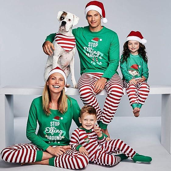 junda christmas pajamas set christmas holiday family sleepwear pajamas men 2xl