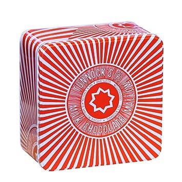 Pincho para TUNNOCK es de CHOCOLATE con leche de diseño de - tamaño grande para tarta cuadrado/de pila de galletas: Amazon.es: Hogar