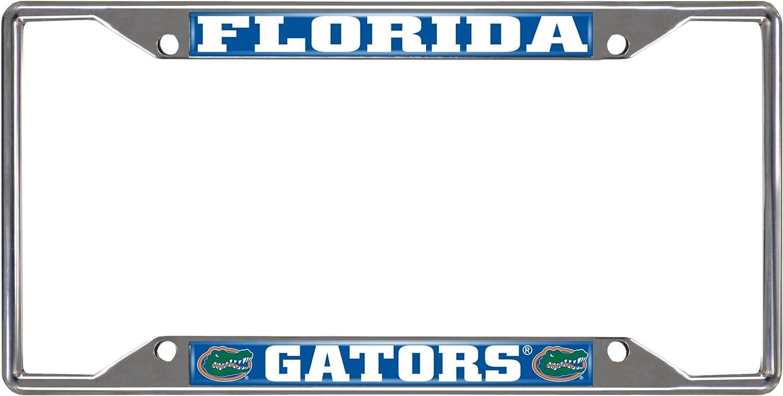 Florida Gators Metal License Plate Frame