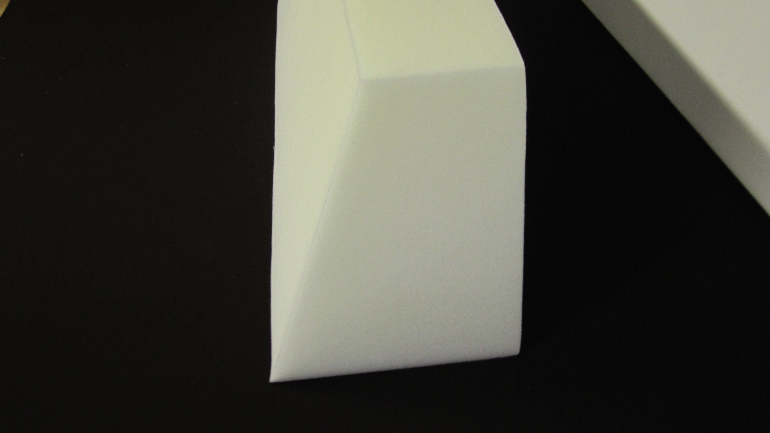 Wedge Bolster Foam