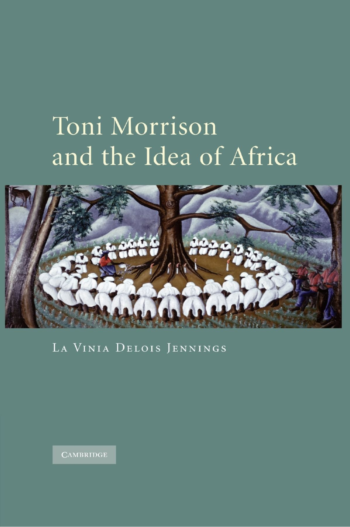 Read Online Toni Morrison and the Idea of Africa pdf