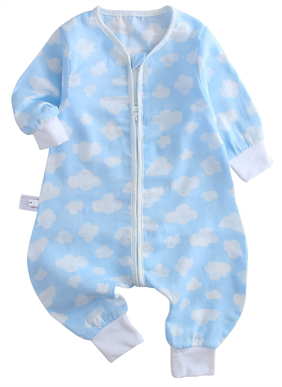 Panpan Tree Saco de Dormir Bebé Niña Sleepwear Pijama Verano 1-2 Años Rosa