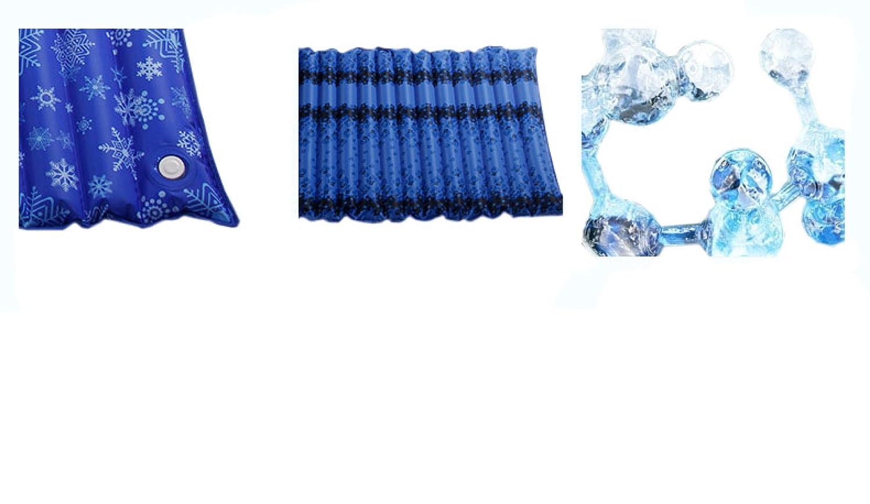 Dfb Sommer Sommer Dfb Cool Kissen Senden Eiskristalle Große Wasser Welle Wasser Matratze Einzelbett Cool Technologie Dura Mater Natur 00f6d6