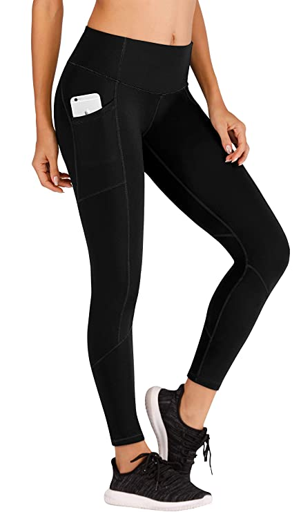 3517f94ba3421 Amazon.com : Ewedoos Yoga Pants with Pockets Ultra Soft and Comfy ...