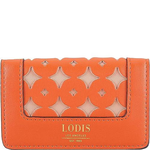 Amazon.com: Lodis Laguna Perf RFID tarjeta de mini funda ...