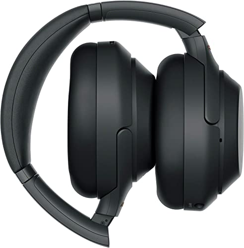 Sony Noise Cancelling Headphones WH1000XM3: Wireless Bluetooth Over the Ear Headphones