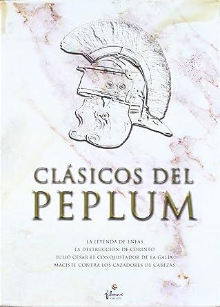 Pack Clasicos Del Peplum (4dvd): Amazon.es: Varios: Cine y Series TV