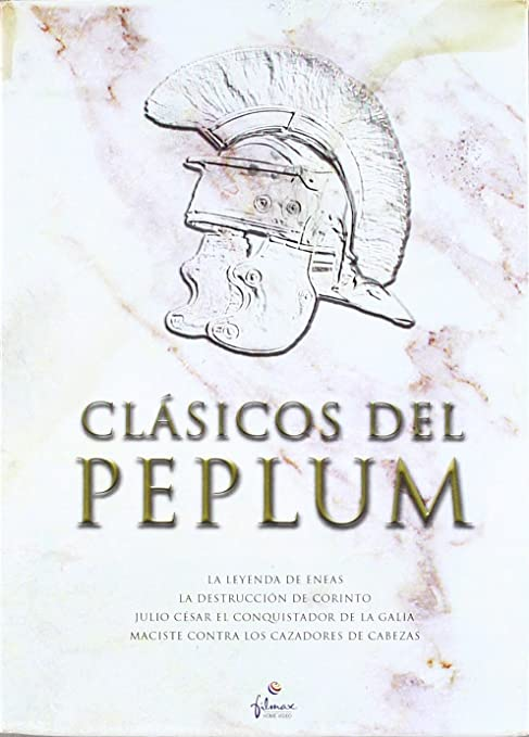 Pack Clasicos Del Peplum (4dvd): Amazon.es: Varios: Cine y Series TV