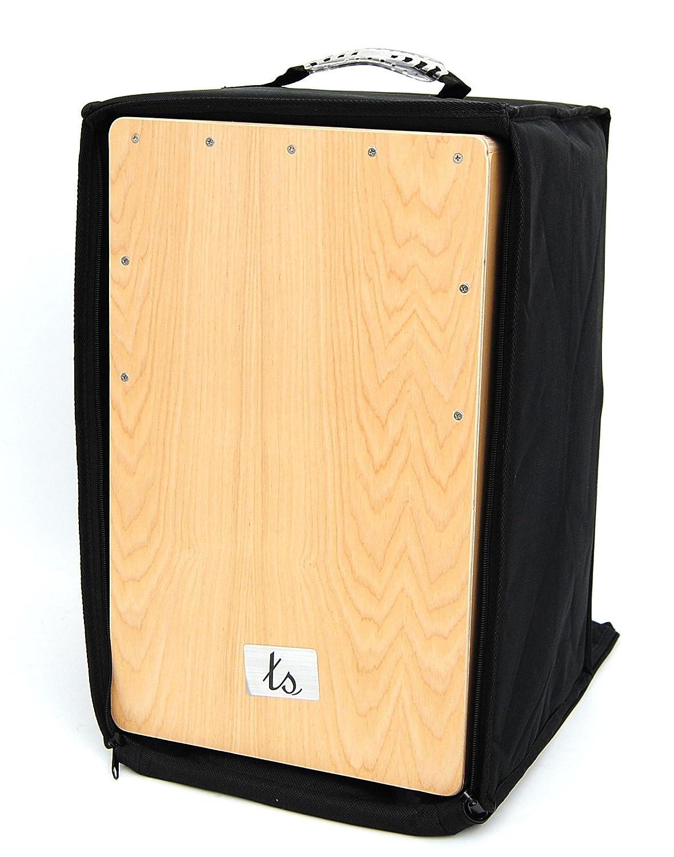 Beliebt Cajon Percussion Holz Kistentrommel mit Snare Saiten in KI53