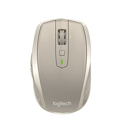 Logitech MX Anywhere 2 Wireless Mobile Mouse, Stone (910-004968)