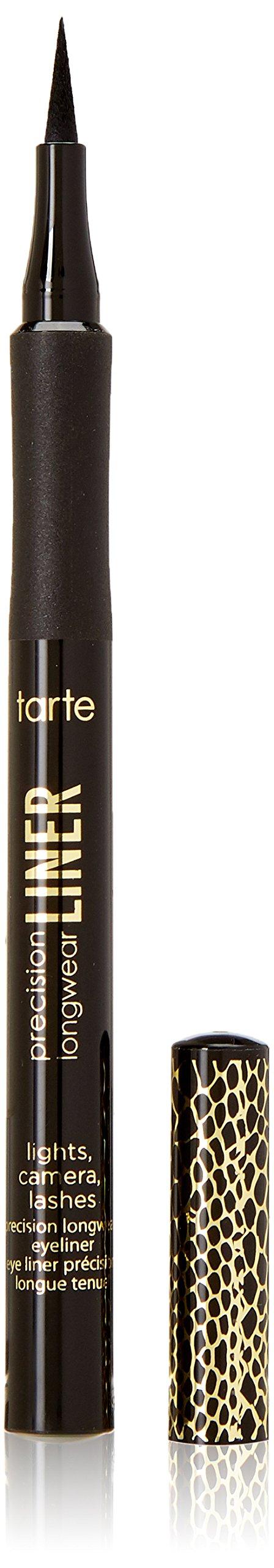 tarte Lights, Camera Lashes Precision Longwear Eyeliner in Black 0.034 FL OZ
