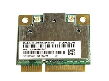 Amazon.com: Realtek rtl8192se RTL8192 Half Mini PCI-Express ...