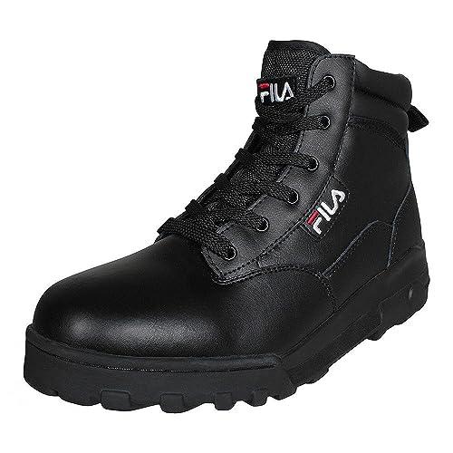 Fila Women's Grunge L Mid Wmn Hi-Top Sneakers: Amazon.co.uk: Shoes ...