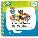 LeapFrog Leapstart Around Town with Paw Patrol Book, Blue