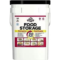 Augason Farms 30-Day Emergency Food Storage Supply 29 lb 4.37 oz 8.5 Gallon Pail (Pack of 1-)