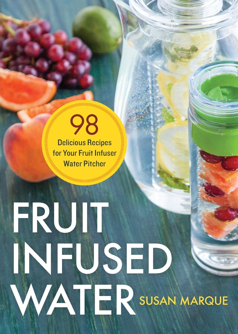 Fruit Infused Water Delicious Recipes product image