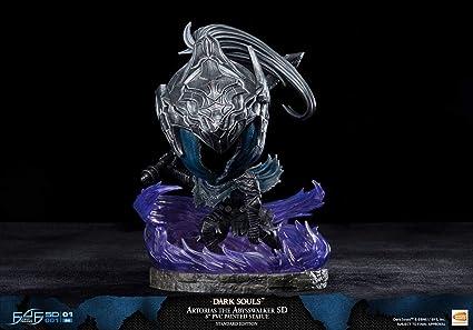 Unbekannt Dark Souls Pvc Sd Statue Artorias Der Abgrundschreiter 20 Cm