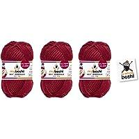 myboshi 3er Set Wolle zum Häkeln oder Stricken