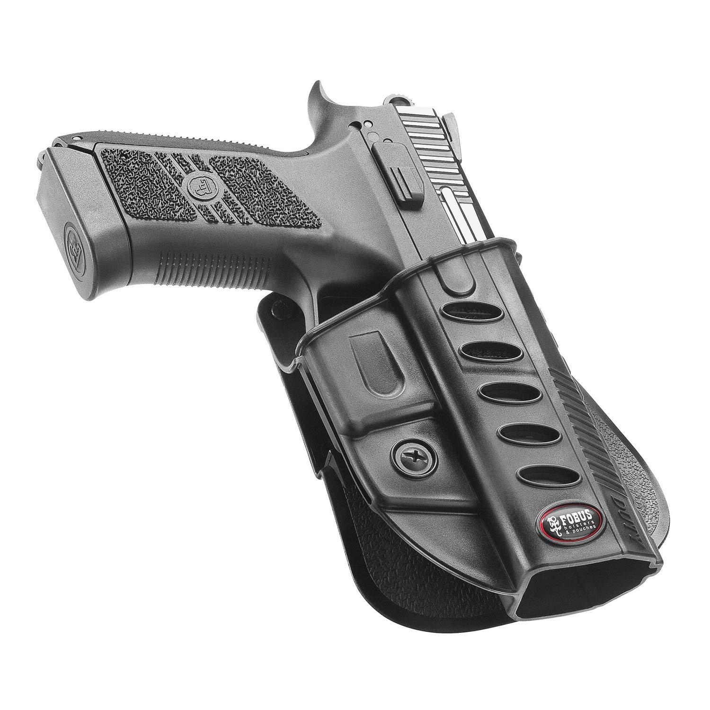 Cintur/ón Fobus CZ-Duty CZ 75 P-07 Duty P09 Tanfoglio Stock 3