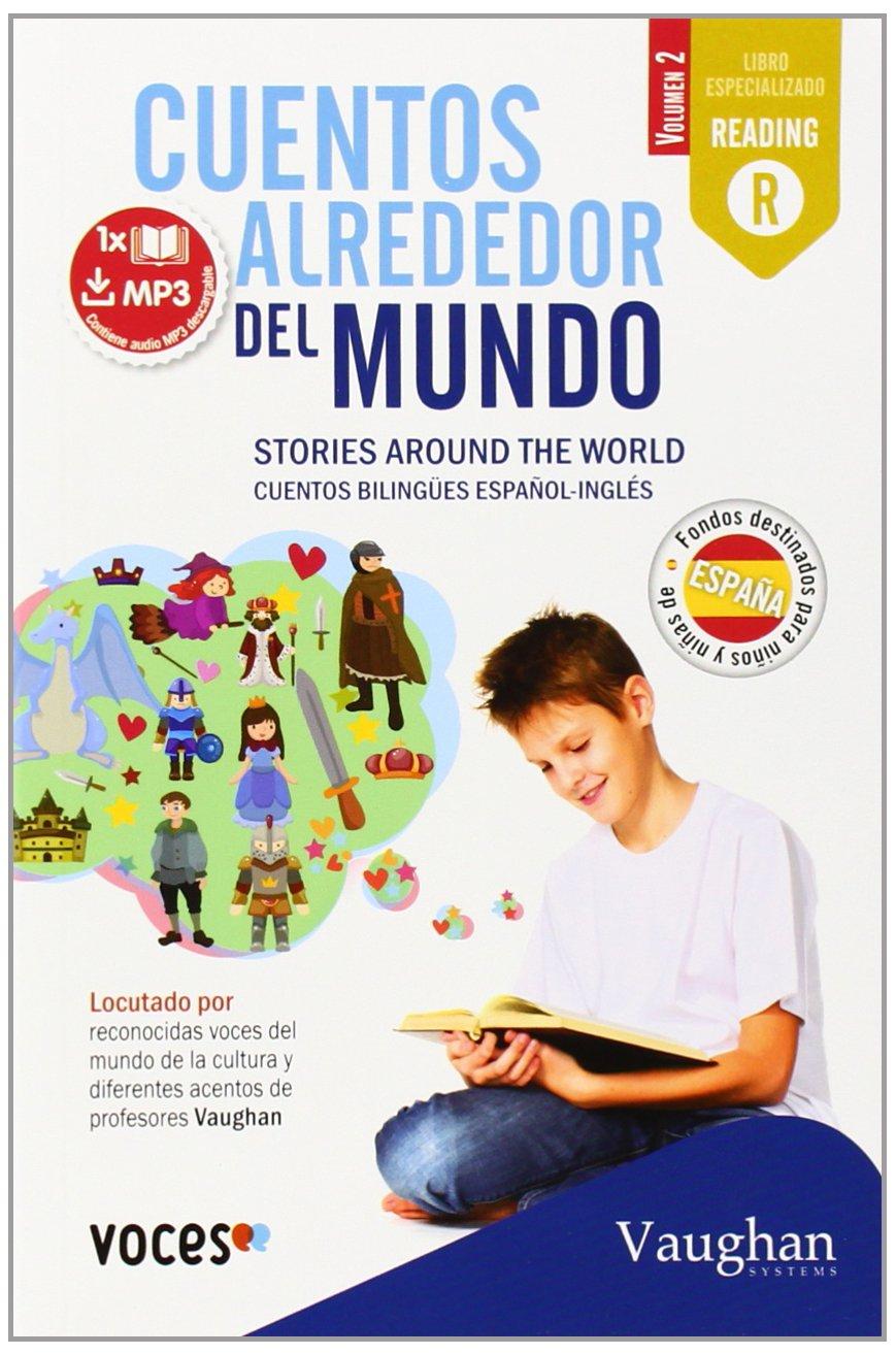 Cuentos Alrededor del mundo 2: Proyecto: España Cuentos Del Mundo: Amazon.es: Alcantud Díaz, María: Libros